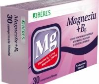MAGNEZIU+B6 30CPR