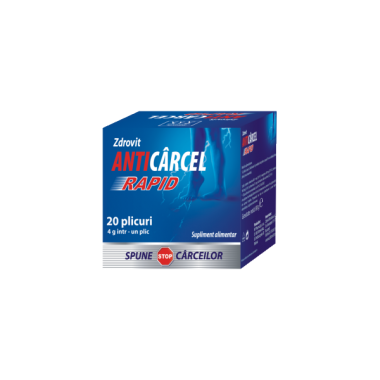 Zdrovit Anticarcel Rapid
