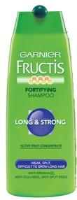 Garnier Fructis Long&Strong 400 ml