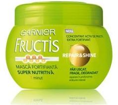 Garnier Fructis Repair&Shine Masca