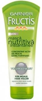 Garnier Fructis Volum&Energy Masca Fondanta