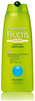 Garnier Fructis Par Normal 400 ml