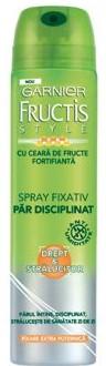 Garnier Fructis Style Spray Drept si Stralucitor