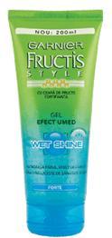 Garnier Fructis Style Gel Wet Shine