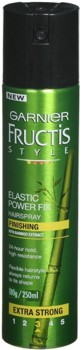 Garnier Fructis Style lac fixativ Extra Strong