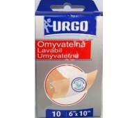 Urgo Lavabil banda 10*6cm x 10 buc