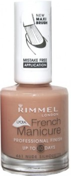Rimmel French Manicure- Nude Silhouette