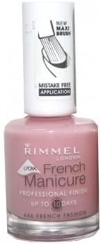 Rimmel French Manicure-French Fashion