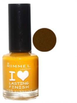 Rimmel I Love Lasting Finish Double Expresso lac unghii