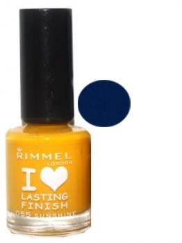 Rimmel I Love Lasting Finish Go Cobalt lac unghii