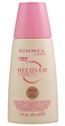 Rimmel Recover Foundation Soft Beige fond de ten
