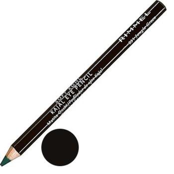 Rimmel Soft Kohl Jet Black creion contur ochi