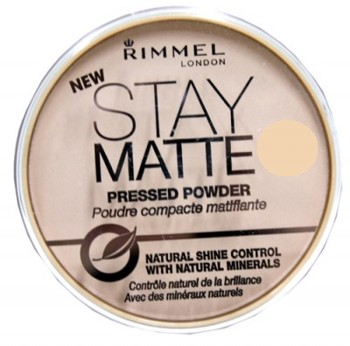 Rimmel Stay Matte Transparent Pudra