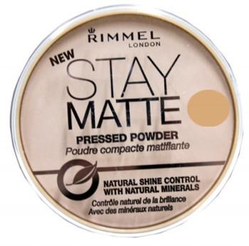 Rimmel Stay Matte Champagne Pudra