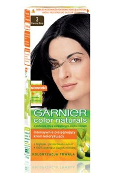 Garnier Color Naturals Saten Inchis