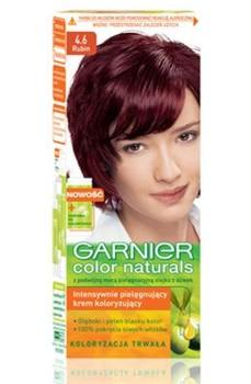 Garnier Color Naturals Saten Rosu