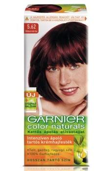 Garnier Color Naturals Saten Deschis Rosu Irizat