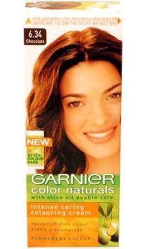 Garnier Color Naturals Blond Inchis Auriu Aramiu