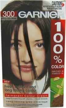Garnier 100% Color Saten Inchis