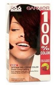 Garnier 100% Color Rosu Inchis