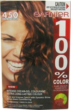 Garnier 100% Color Acaju Inchis