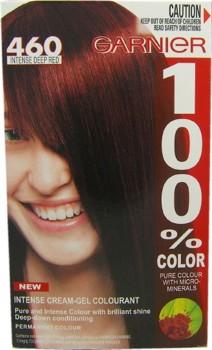 Garnier 100% Color Rosu Profund