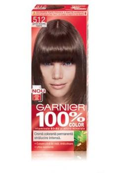 Garnier 100% Color Saten Deschis