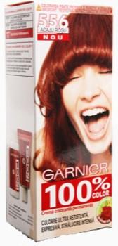 Garnier 100% Color Acaju Rosu