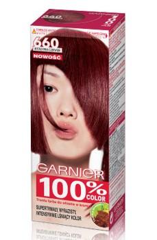 Garnier 100% Color Rosu Intens