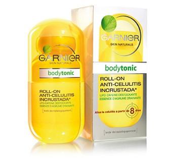 Garnier Skin Naturals Body Roll On Anticelulita 150 ml