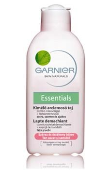Garnier Skin Naturals Essentials Lapte Demachiant piele uscata si sensibila