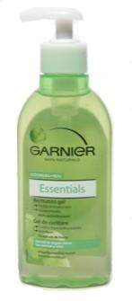 Garnier Skin Naturals Essentials Gel de curatare PNM