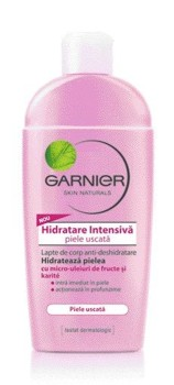 Garnier Skin Naturals Body Lapte de corp piele uscata 400 ml