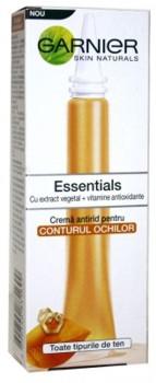 Garnier Essentials Crema Antirid pentru conturul ochilor