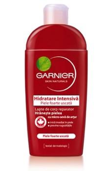 Garnier Skin Naturals Body Lapte de corp piele foarte uscata 400 ml
