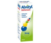 Alvityl Defenses sirop x 240 ml, Urgo