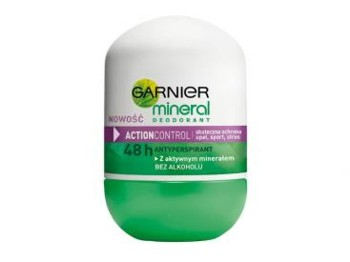 Garnier Deo Mineral ActionControl Roll-On