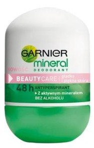 Garnier Deo Mineral BeautyCare Roll-On