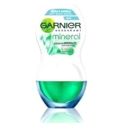 Garnier Deo Mineral UltraDry Roll-On impotriva petelor albe