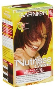 Garnier Nutrisse Hibiscus Rosu Profund