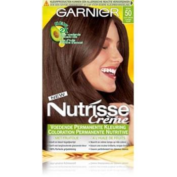 Garnier Nutrisse Moka Saten Deschis