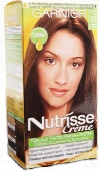 Garnier Nutrisse Noisette Saten Auriu