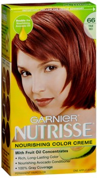 Garnier Nutrisse Grenadine Rosu Intens