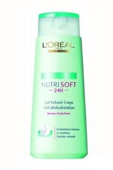 L'Oreal Nutrisoft Lapte de corp pentru piele normala sau mixta