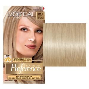 L'Oreal Preference Helsinki Blond