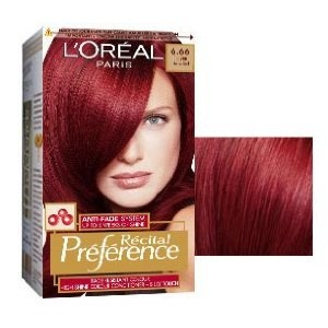 L'Oreal Preference Rouge Passion Rosu intens