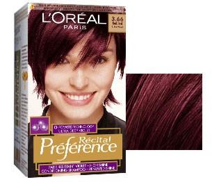 L'Oreal Preference Rouge Ultra-Violet