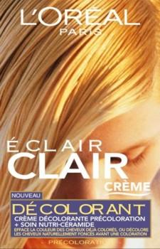 L'Oreal Eclair Blond Super Deschis Decolorant STOC 0