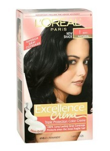 L'Oreal Excellence Negru