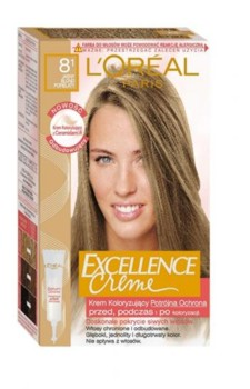 L'Oreal Excellence Blond Deschis Cenusiu